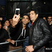 12oct SOTYteamLondon13 185x185 Student of the Year Cast and KJo Thrill Fans at Cineworld Feltham in London