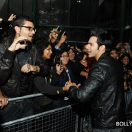 12oct SOTYteamLondon14 185x185 Student of the Year Cast and KJo Thrill Fans at Cineworld Feltham in London
