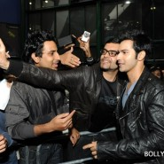 12oct SOTYteamLondon15 185x185 Student of the Year Cast and KJo Thrill Fans at Cineworld Feltham in London