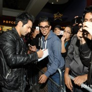 12oct SOTYteamLondon16 185x185 Student of the Year Cast and KJo Thrill Fans at Cineworld Feltham in London