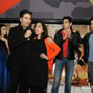 12oct SOTYteamLondon27 185x185 Student of the Year Cast and KJo Thrill Fans at Cineworld Feltham in London