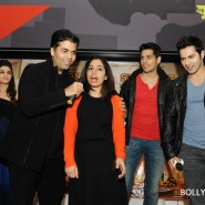 12oct SOTYteamLondon28 185x185 Student of the Year Cast and KJo Thrill Fans at Cineworld Feltham in London