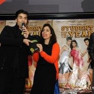 12oct SOTYteamLondon30 185x185 Student of the Year Cast and KJo Thrill Fans at Cineworld Feltham in London