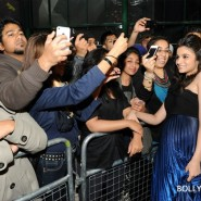 12oct SOTYteamLondon33 185x185 Student of the Year Cast and KJo Thrill Fans at Cineworld Feltham in London