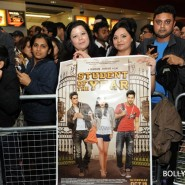12oct SOTYteamLondon35 185x185 Student of the Year Cast and KJo Thrill Fans at Cineworld Feltham in London