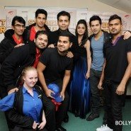 12oct SOTYteamLondon38 185x185 Student of the Year Cast and KJo Thrill Fans at Cineworld Feltham in London