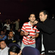 12oct SOTYteamLondon42 185x185 Student of the Year Cast and KJo Thrill Fans at Cineworld Feltham in London