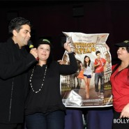 12oct SOTYteamLondon45 185x185 Student of the Year Cast and KJo Thrill Fans at Cineworld Feltham in London
