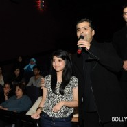 12oct SOTYteamLondon46 185x185 Student of the Year Cast and KJo Thrill Fans at Cineworld Feltham in London