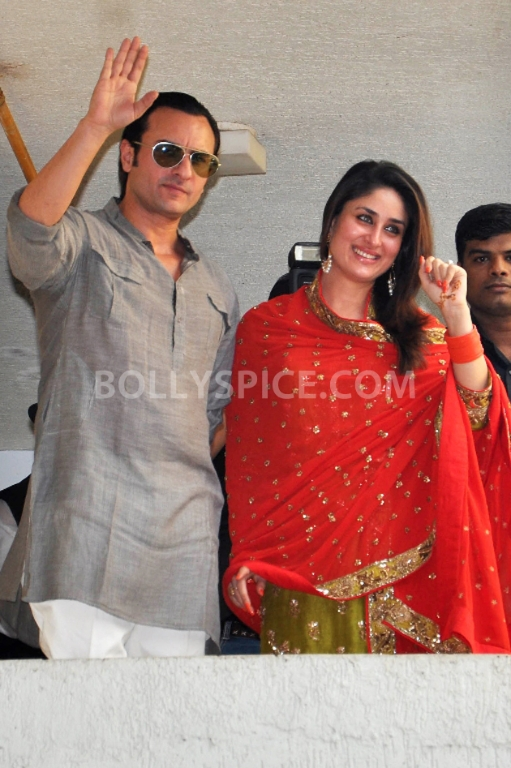 12oct SaifKareenaCourtWedding05 In Photos: Saif and Kareena Wedding: The Registered Marriage