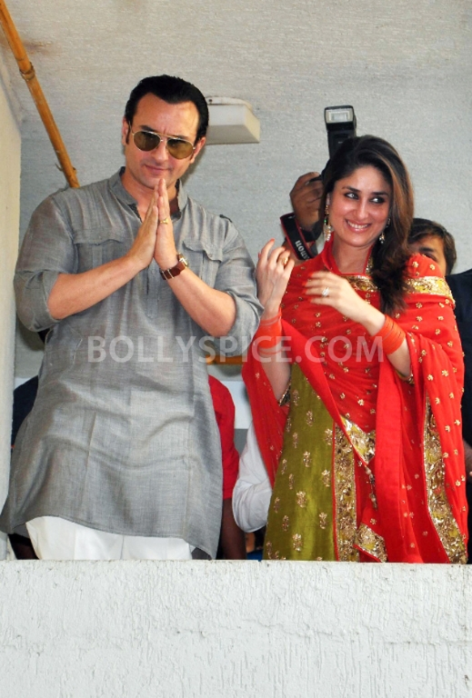 12oct SaifKareenaCourtWedding06 In Photos: Saif and Kareena Wedding: The Registered Marriage