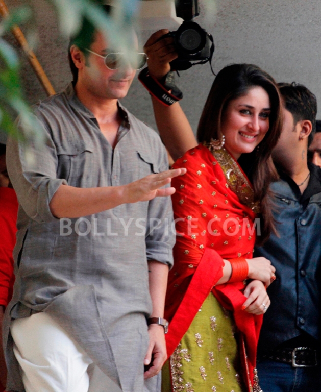 12oct SaifKareenaCourtWedding18 In Photos: Saif and Kareena Wedding: The Registered Marriage