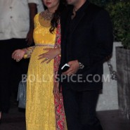 12oct SaifeenaWeddingReception09 185x185 IN PHOTOS: Saif & Kareena Wedding   The Reception