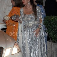12oct SaifeenaWeddingReception12 185x185 IN PHOTOS: Saif & Kareena Wedding   The Reception