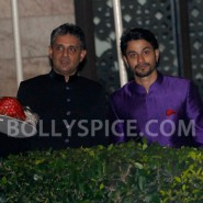 12oct SaifeenaWeddingReception19 185x185 IN PHOTOS: Saif & Kareena Wedding   The Reception