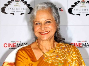 12oct WaheedaRehman GoldenFilmYear 300x223 Waheeda Rehman feels the golden era of Indian cinema is happening now