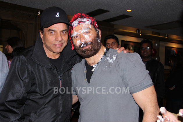 12oct YPD2 SunnyDeolBday02 Sunny Deols son Karan turns rapper for his dad on his 55th birthday in London