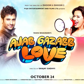 Ajab Gazabb Love Movie Review