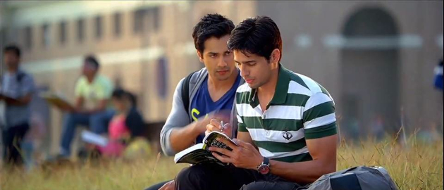 SOTY Check out the competition for Student of the Year in the song Ratta Maar'