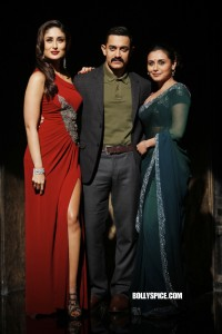Talaash Kareena Aamir Rani 200x300 First song: Muskaanein Jhooti Hai from Talaash