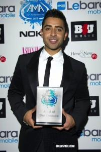 jayseanama 201x300 Jay Sean Crowned UK AMAs Artist of the Decade