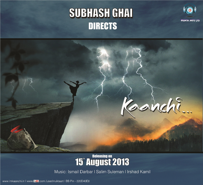kaanchi First Look: Subhash Ghais New Film Kaanchi