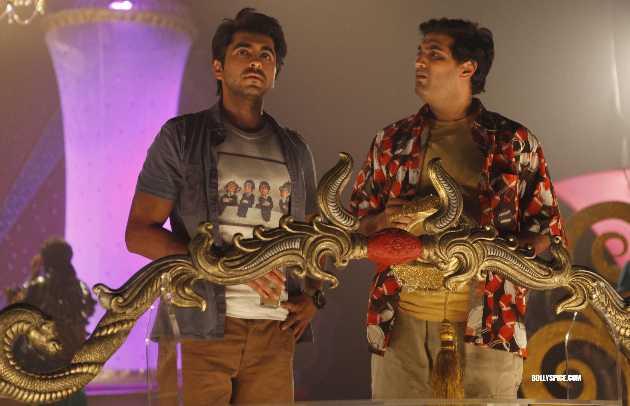 nautanki saala Rohan Sippys Nautanki Saala will release on February 8th, 2013!