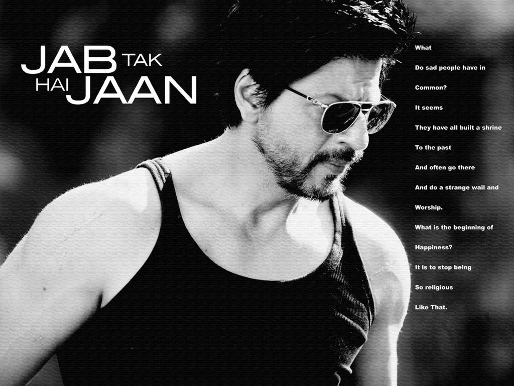 Exclusive stills and wallpapers from Jab Tak Hai Jaan!