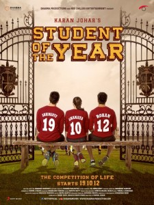 student of the year 225x300 Student of the Year Movie Review