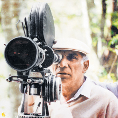 yash Remembering Yash Chopra: A Lover of Indian Cinema