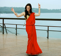 11nov evelynsharma Evelyn Sharma to Dhak Dhak her way into Bollywood!