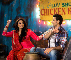 11nov huma 01 Huma Qureshi:  Luv Shuv Tey Chicken Khurana is one of the best feel good romantic family comedies