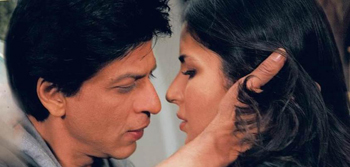 11nov jthjkiss Shah Rukh Khan explains why he kissed Katrina Kaif in Jab Tak Hai Jaan
