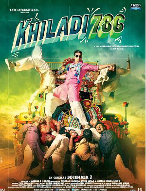 11nov khiladimusic 02 Khiladi 786 Music Review
