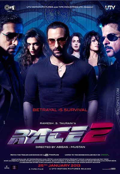 11nov race2poster Race 2 synopsis