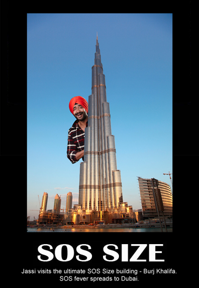 11nov sos 01 Son Of Sardaar releases worldwide