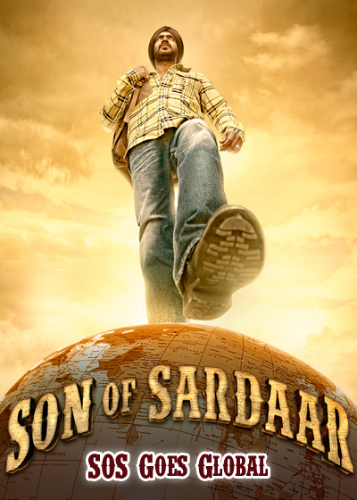11nov sos 02 Son Of Sardaar releases worldwide