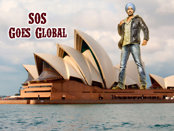 11nov sos 04 Son Of Sardaar releases worldwide