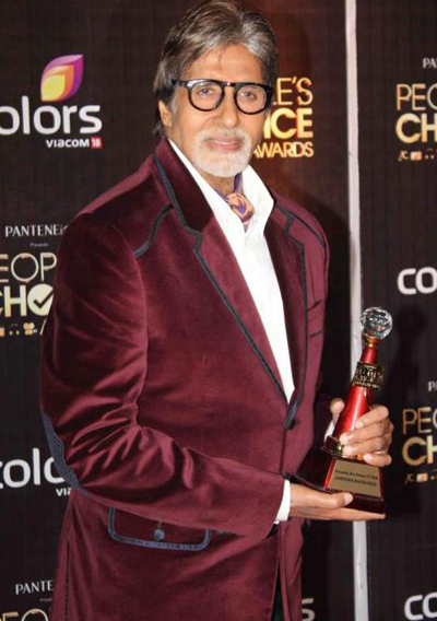 11nov whwnpplchoice amitabh Whos Hot Whos Not   People's Choice Awards