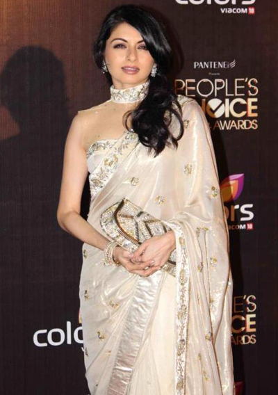 11nov whwnpplchoice bhagyashree Whos Hot Whos Not   People's Choice Awards