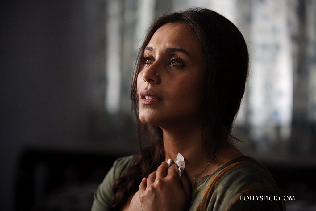 "12nov rani interview talaash01 Rani Mukherjee: ""Talaash has a lot of heart and soul and that really touched me."""