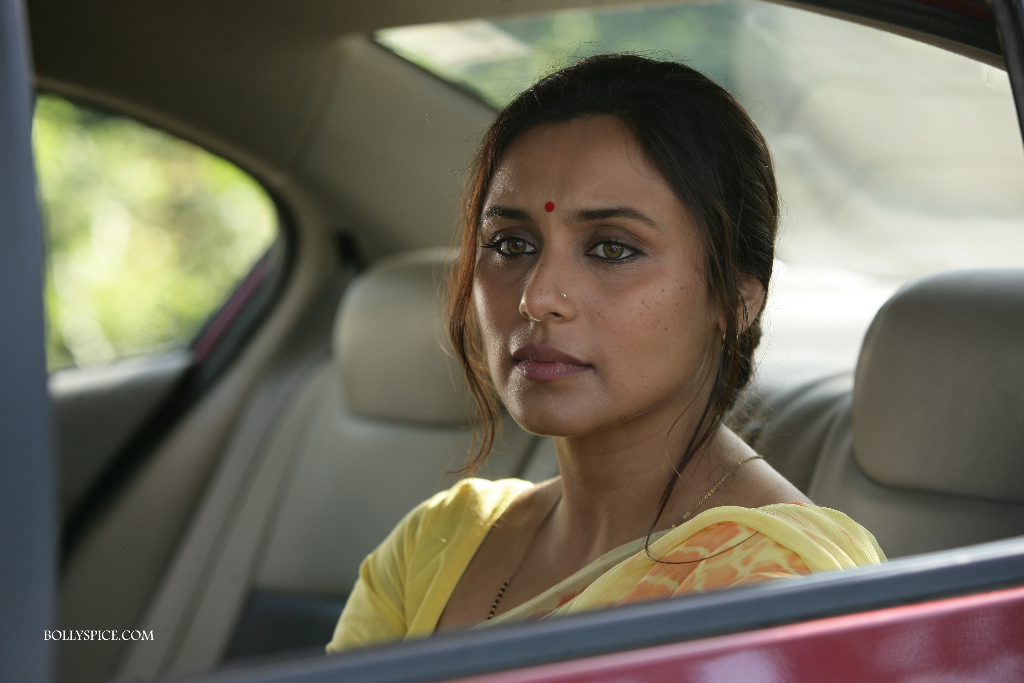"12nov rani interview talaash02 Rani Mukherjee: ""Talaash has a lot of heart and soul and that really touched me."""