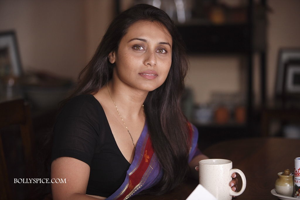 "12nov rani interview talaash03 Rani Mukherjee: ""Talaash has a lot of heart and soul and that really touched me."""