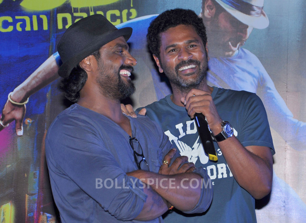 12nov ABCDtrailerlaunch06 IN PHOTOS AND VIDEO: ABCD (Any Body Can Dance) Trailer Launch with Prabhudeva and Remo showing their moves!