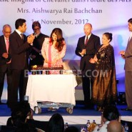 12nov Aishwarya Abhishek Aaradhya Amitabh FrenchGovtAward15 185x185 IN PHOTOS: Aishwarya Rai Bachchan receives award from the French government plus cutie Aaradhya