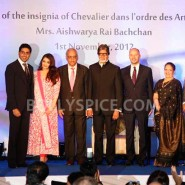 12nov Aishwarya Abhishek Aaradhya Amitabh FrenchGovtAward17 185x185 IN PHOTOS: Aishwarya Rai Bachchan receives award from the French government plus cutie Aaradhya