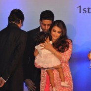 12nov Aishwarya Abhishek Aaradhya Amitabh FrenchGovtAward22 185x185 IN PHOTOS: Aishwarya Rai Bachchan receives award from the French government plus cutie Aaradhya