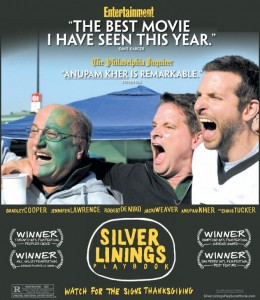 12nov Anupam SilverLiningsPlaybook01 260x300 Anything is Possible   Anupam Kher talks Silver Linings Playbook and more!