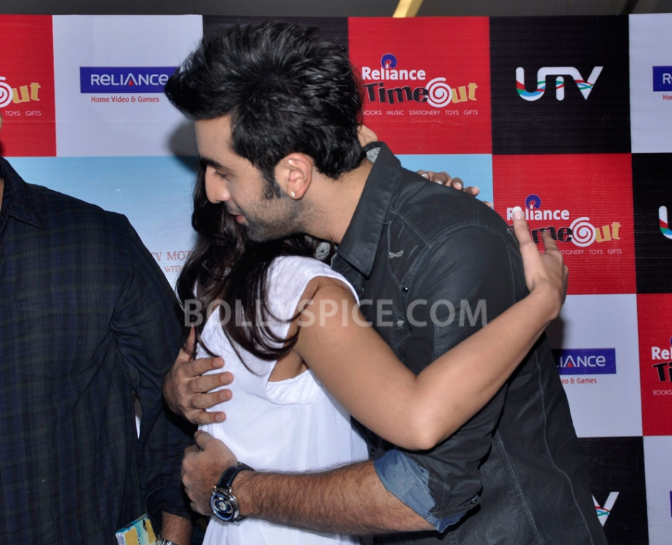 "12nov BarfiHomeVideoLaunch12 ""Gift Barfi! DVDs this Diwali instead of sweets"" – Ranbir Kapoor"