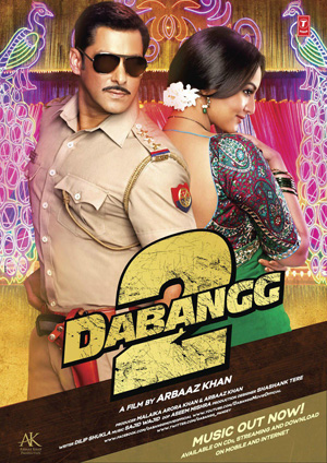 12nov Dabangg2musicreview Dabangg 2 Music Review